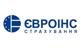 Логотип — ЄВРОІНС УКРАЇНА, СТРАХОВА КОМПАНІЯ, ПРАТ